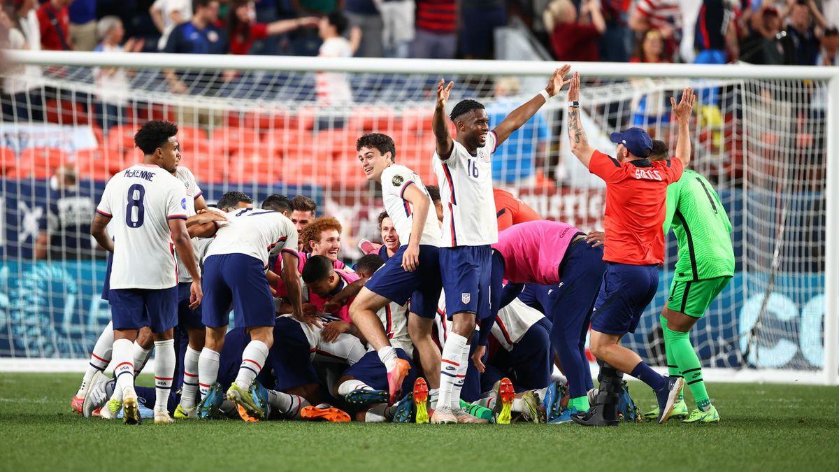 Les États-Unis ont remporté la première Ligue des Nations de la Concacaf en battant le Mexique en finale (3-2) grâce à un penalty de Pulisic en prolongation