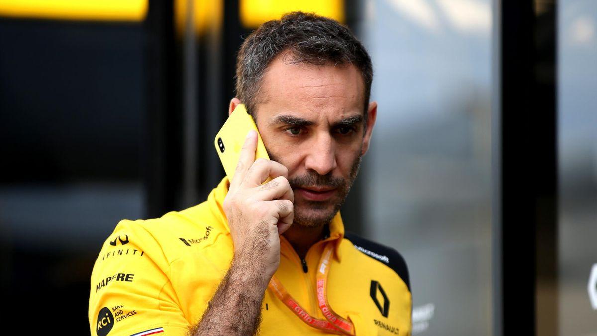 Cyril Abiteboul verlässt Renault