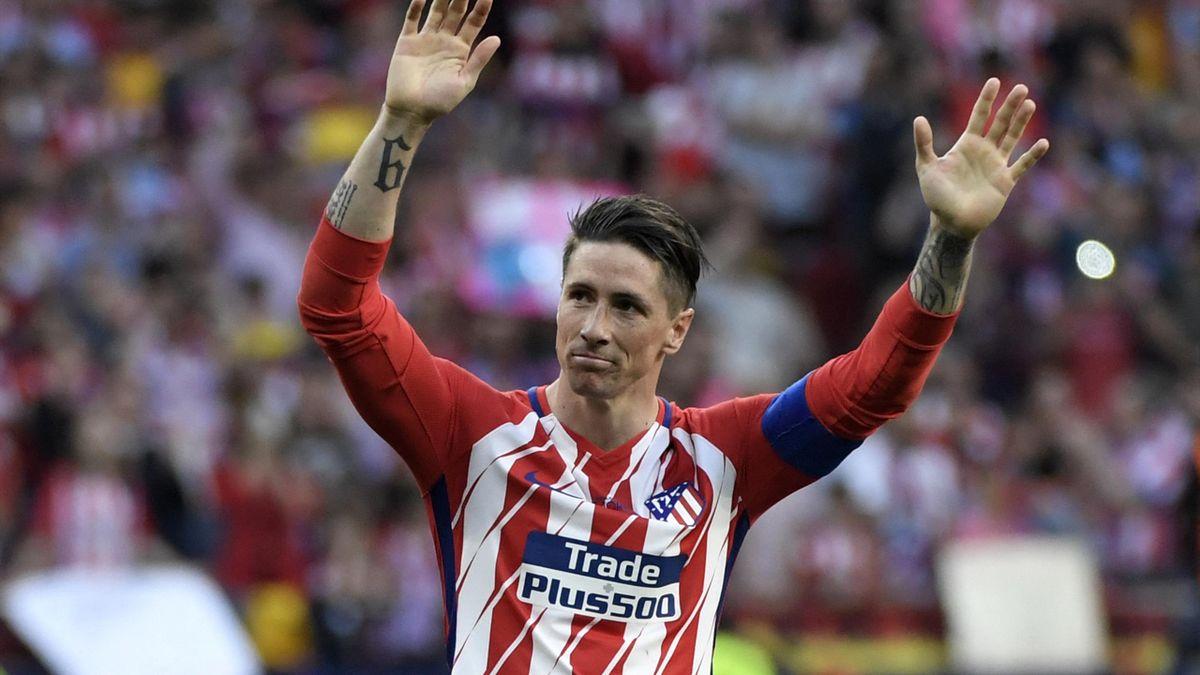 Fernando Torres wird Trainer der U19 bei Atlético.