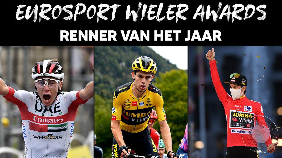 Eurosport Wieler Awards 2020   Genomineerden 'Wielrenner van het jaar'