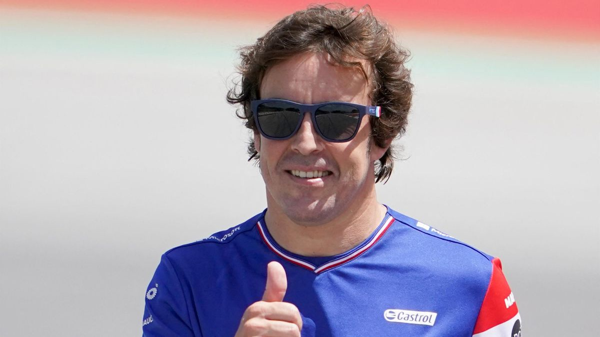 Fernando Alonso hat bei Alpine verlängert