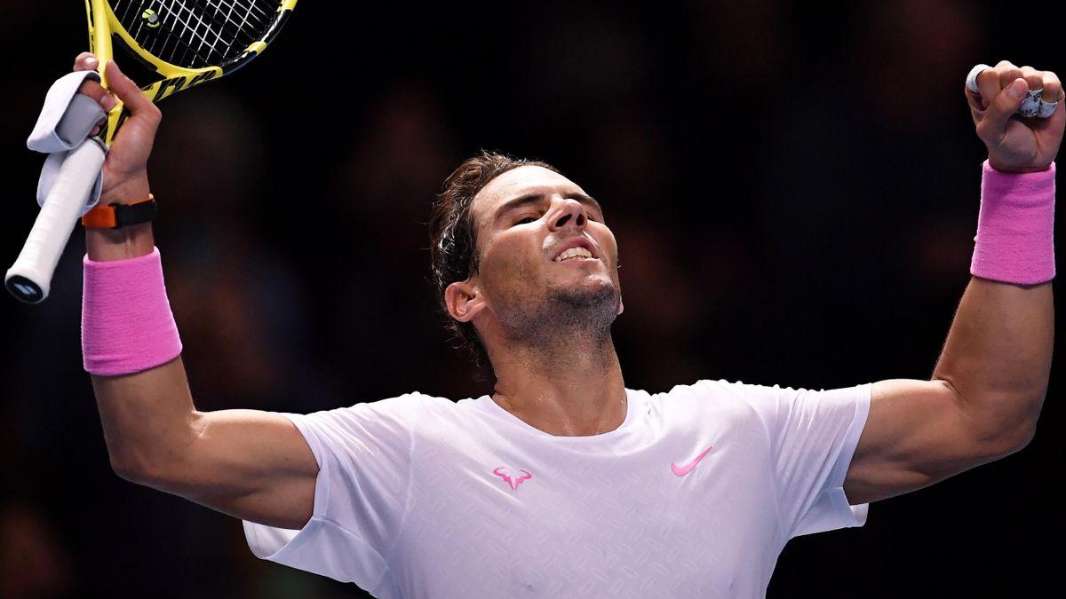 Rafael Nadal - ATP Finals