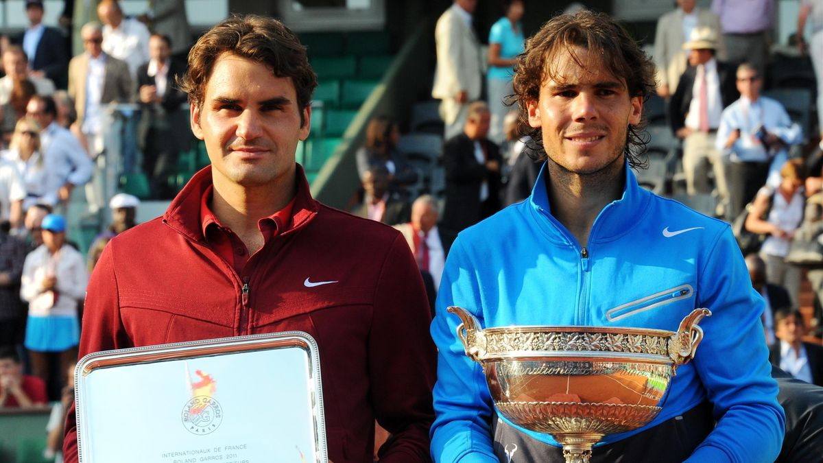 Roger Federer Rafael Nadal | Tennis French Open 2011 | ESP Player Feature