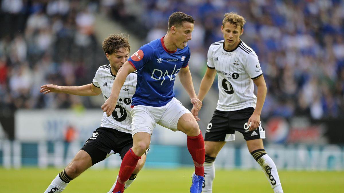 Herolind Shala mot Rosenborg