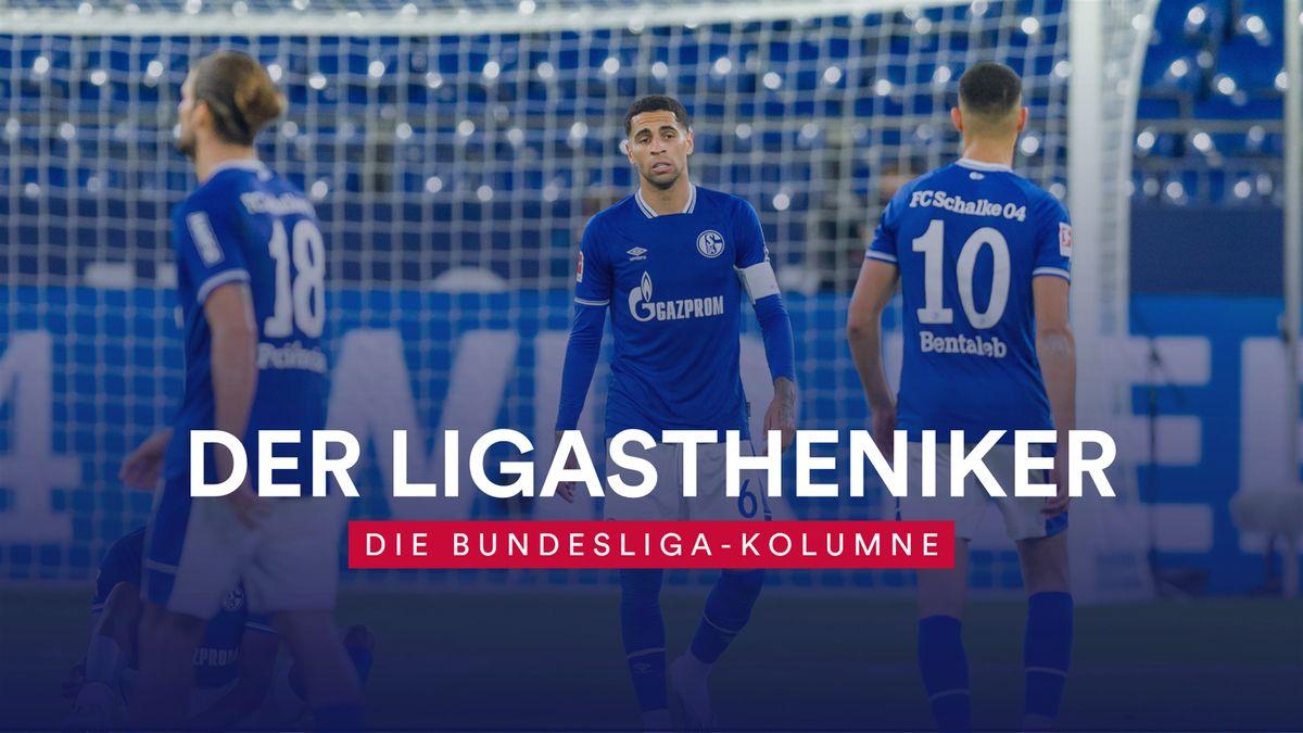 Der LIGASTHENIKER über die Krise des FC Schalke 04