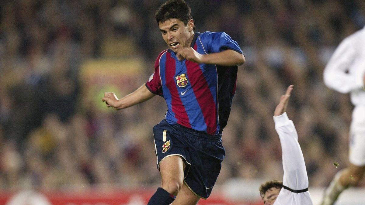 Хавьер Савиола, «Барселона»