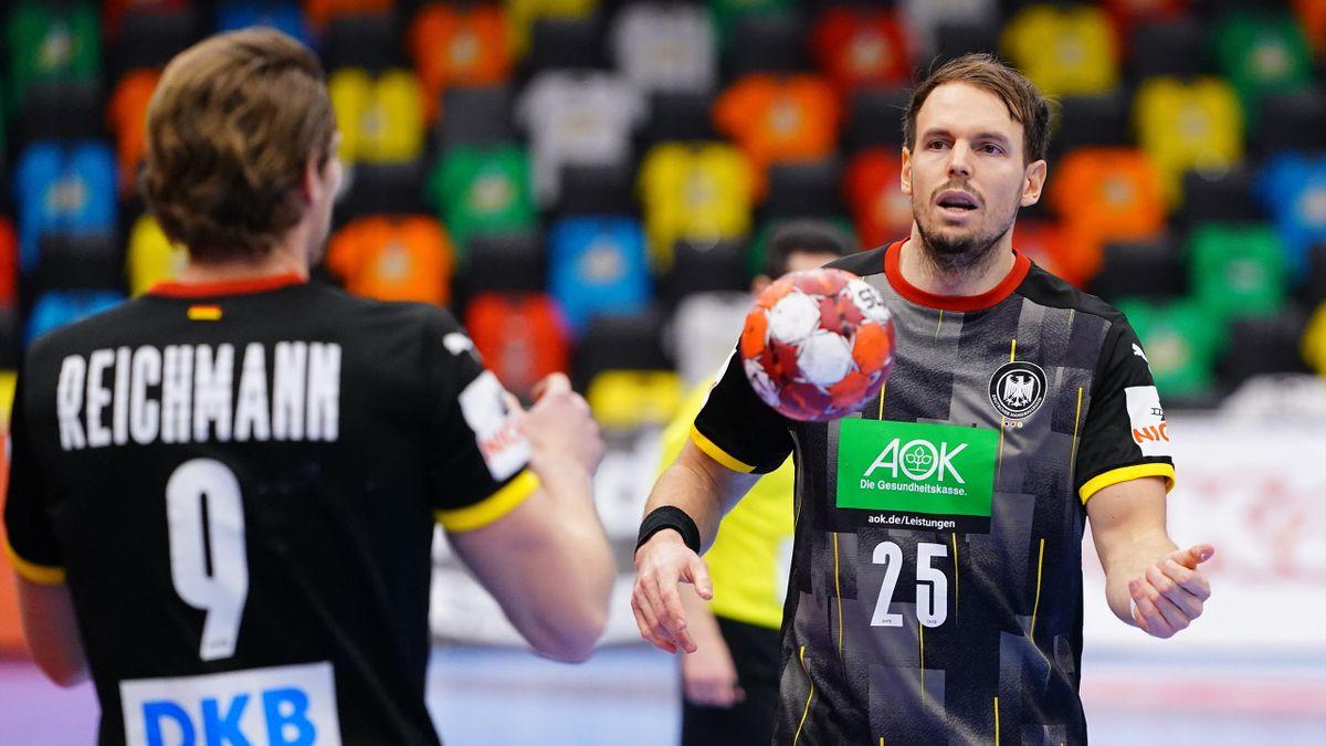 Tobias Reichmann (links) und Kai Häfner
