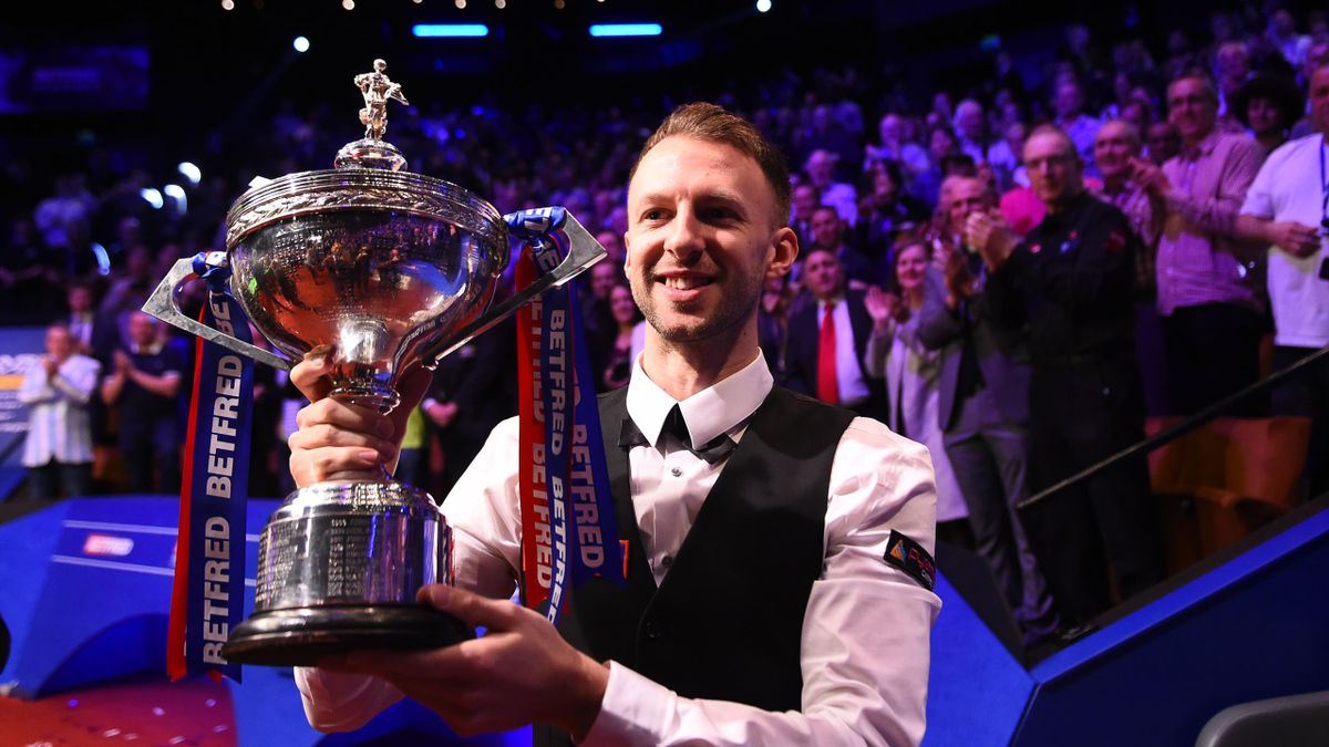 Judd Trump won the World Snooker Championship in 2019