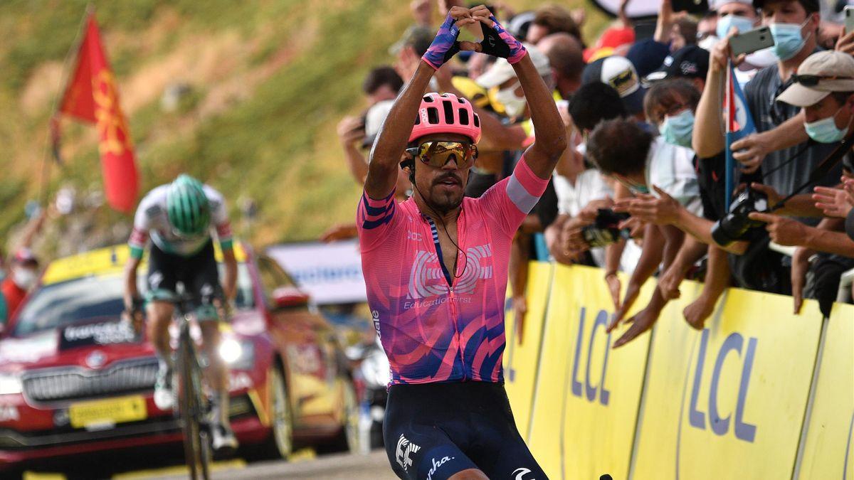 Daniel Martinez a câștigat etapa a 13-a din Turul Franței 2020