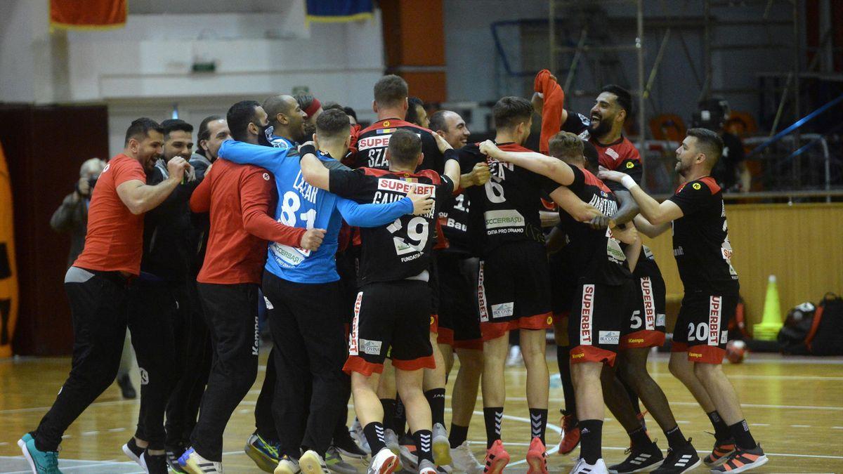 Dinamo e campioană la handbal masculin