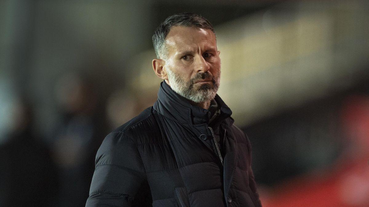 Ryan Giggs ist aktuell Nationaltrainer von Wales