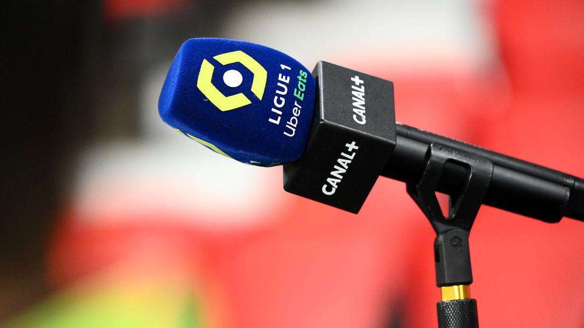 Canal + en L1, 2021