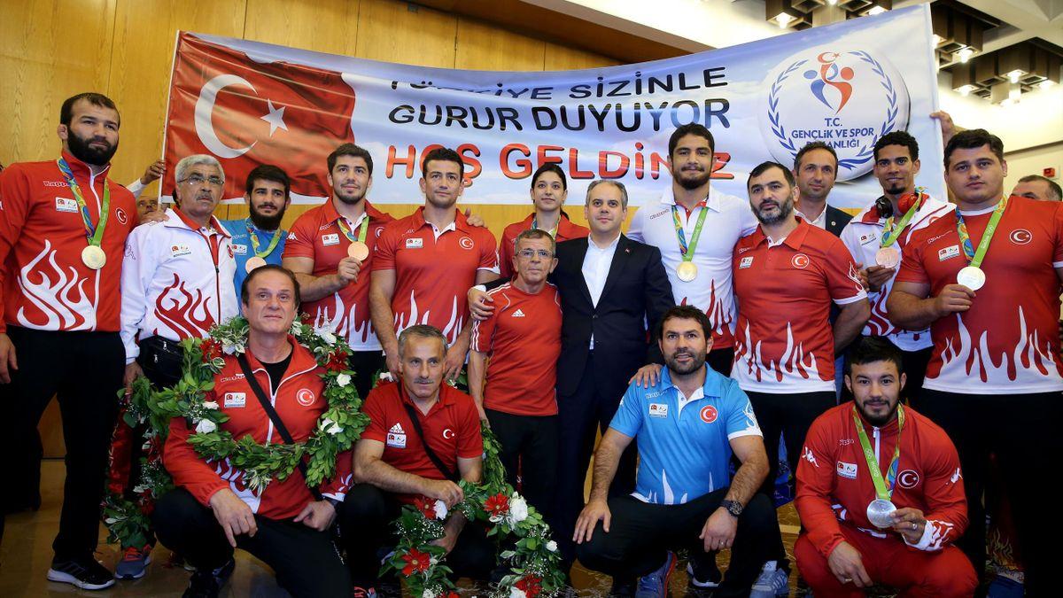 Türkiye Rio 2016