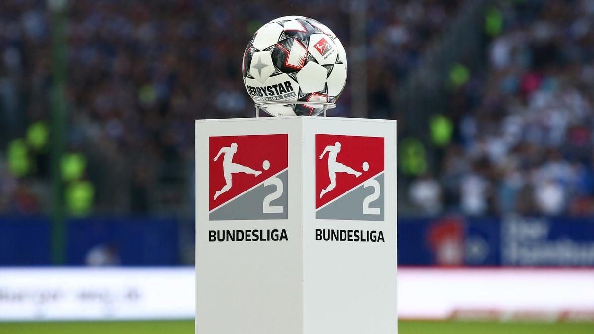 Fußball 2. Bundesliga 2021