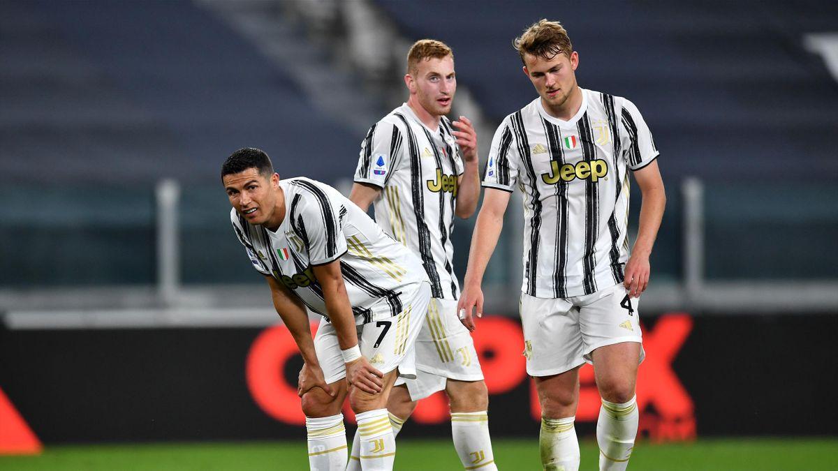 Juventus Turin droht der Serie-A-Ausschluss, wenn der Verein die Super-League-Pläne weiter verfolgt
