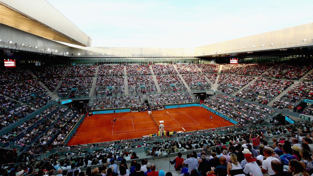 Court central de Madrid, Caja Magica, en 2015