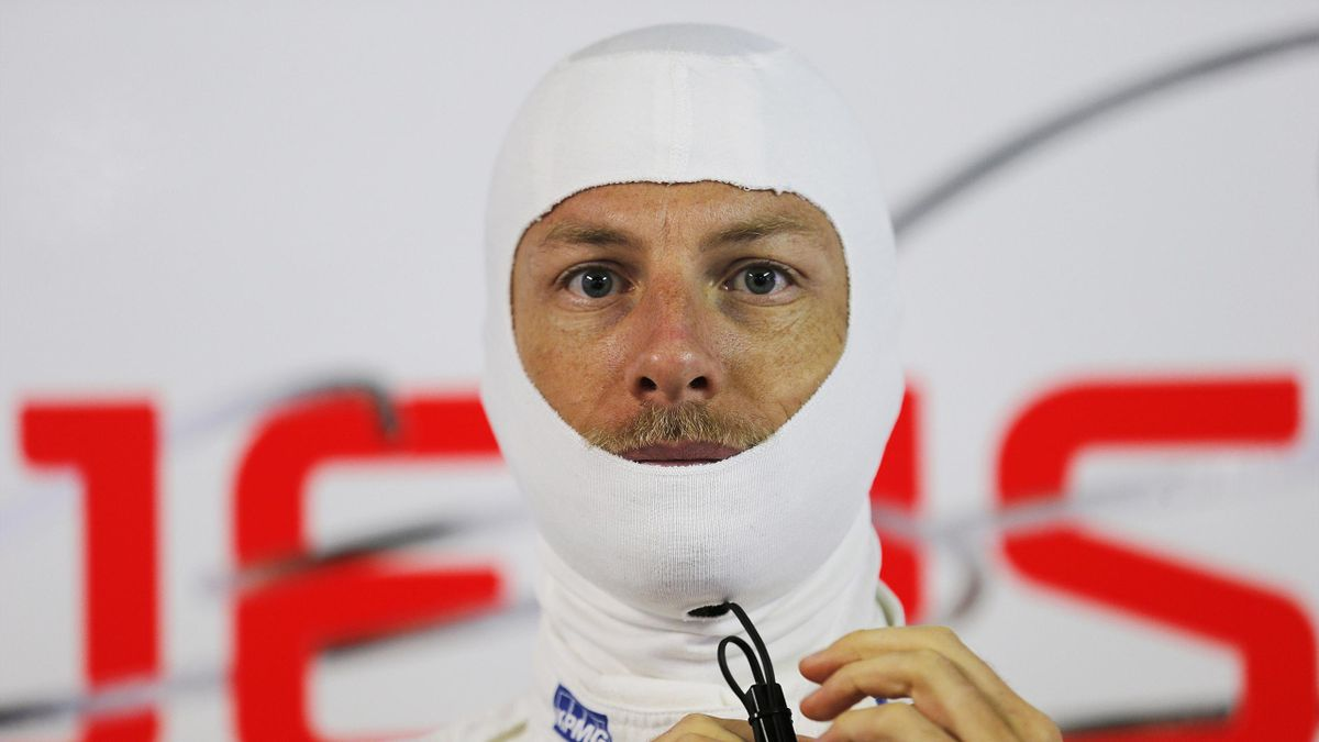 Jenson Button (McLaren) - GP of Monaco 2015