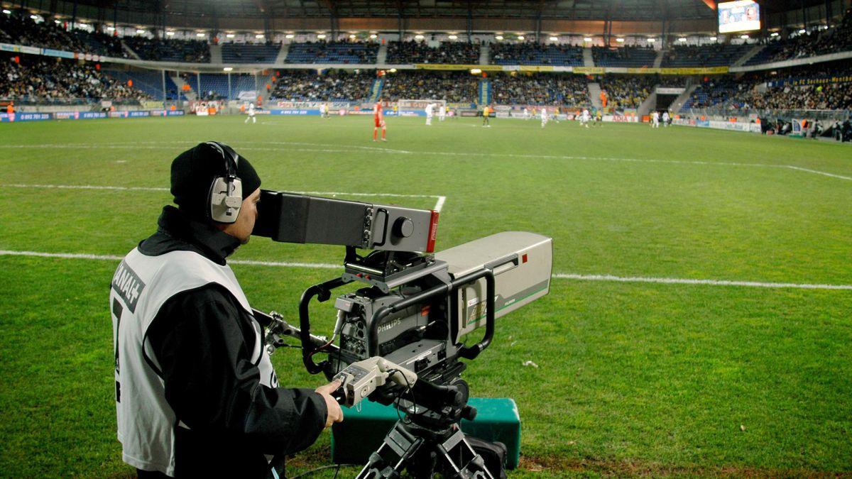 Droits TV Ligue 1 Camera