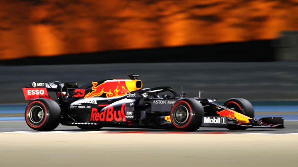 Max Verstappen (Red Bull) - GP of Bahrain 2020