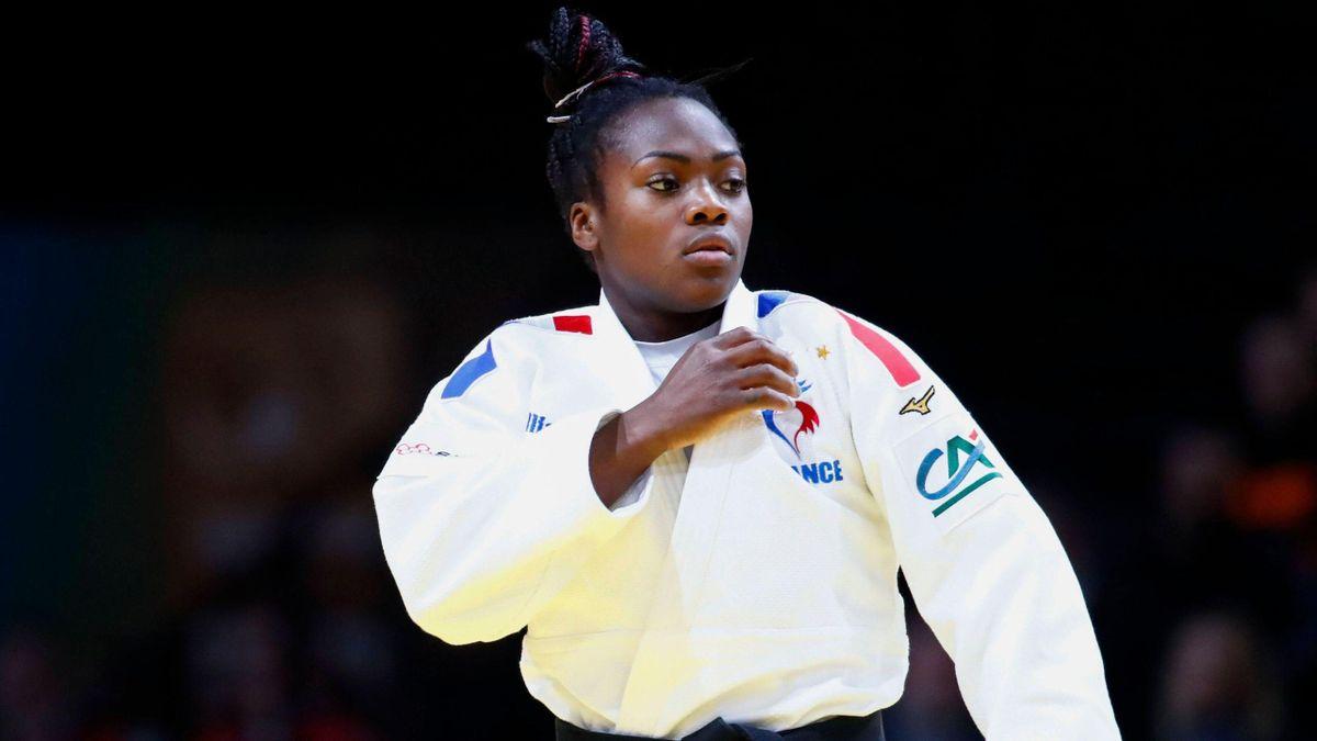 Clarisse Agbegnenou (France) / Grand Slam de Paris 2020