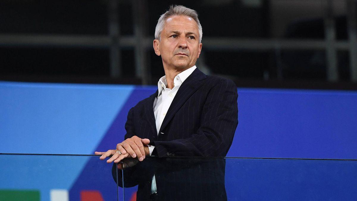 Paolo Dal Pino, presidente della Lega Serie A
