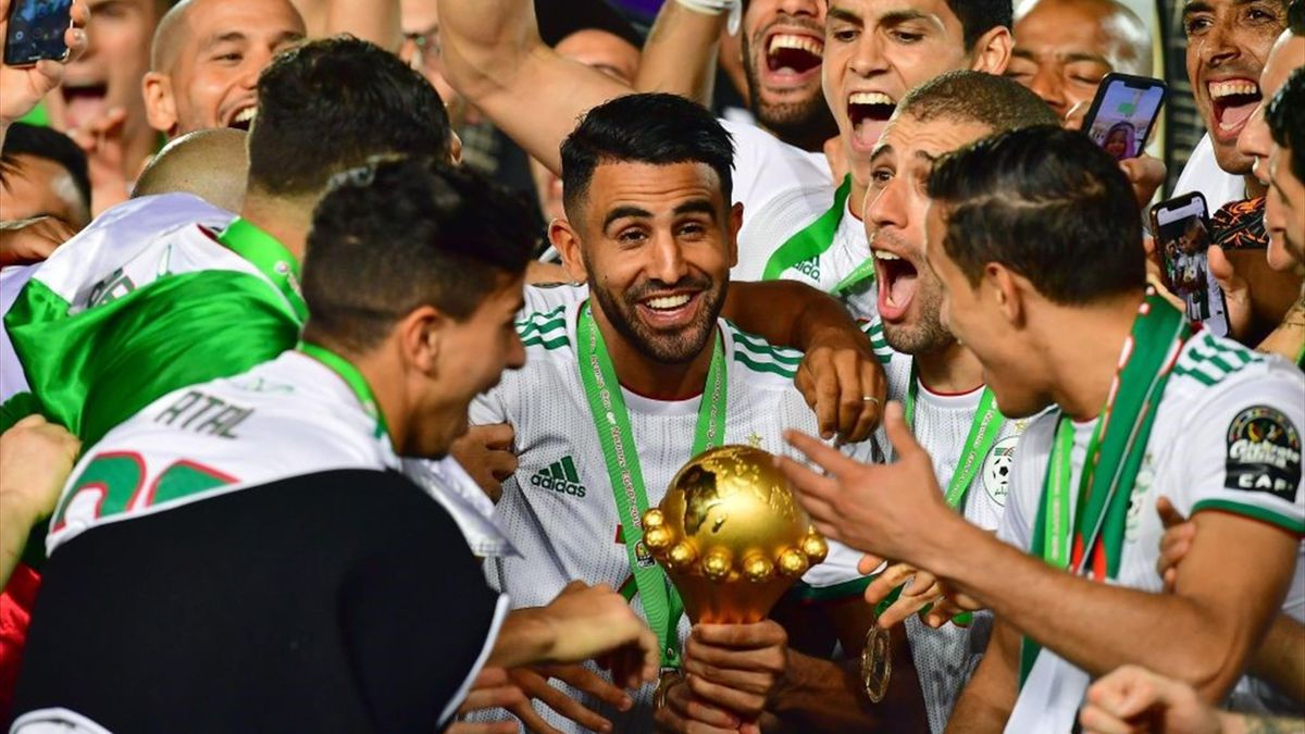 Algeria Mahrez