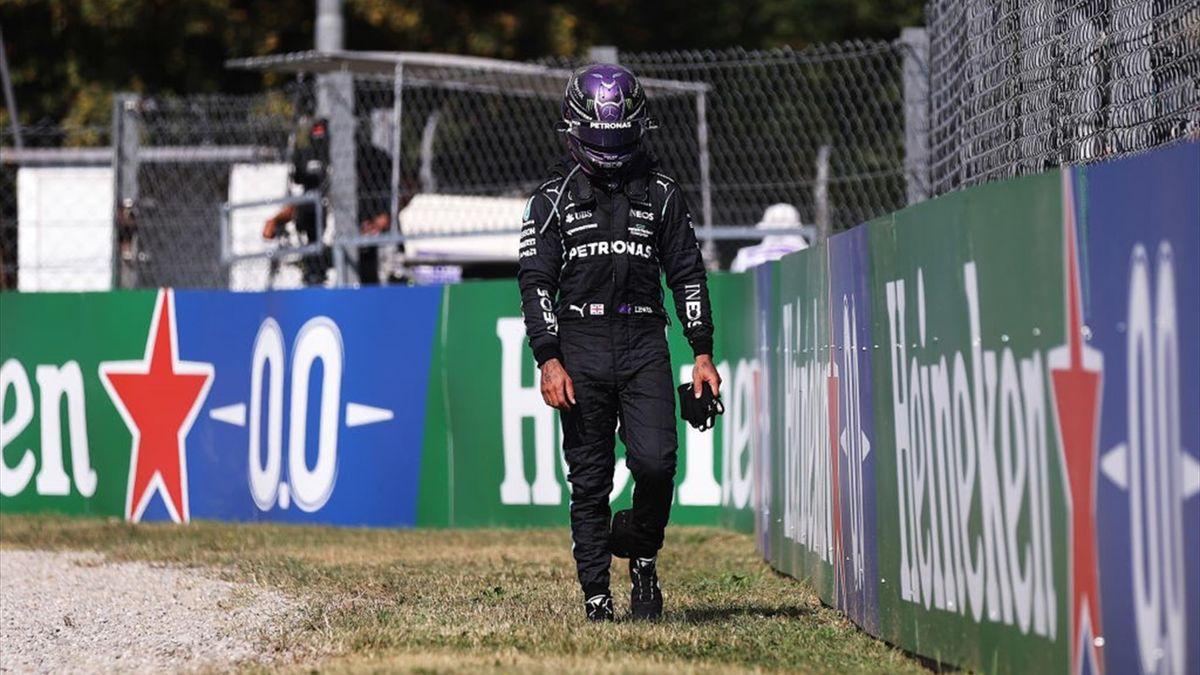 Lewis Hamilton (Mercedes) - GP of Italy 2021