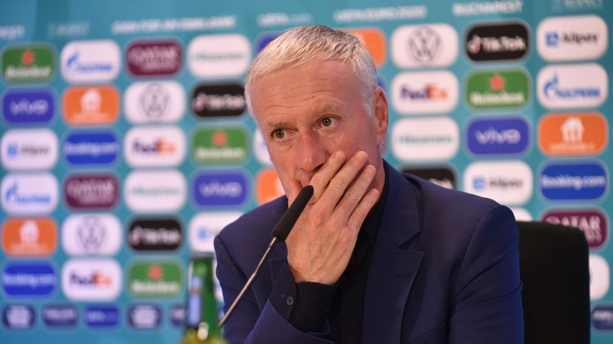 'No one is angry with Mbappe' - Deschamps plays down player reaction after Swiss loss