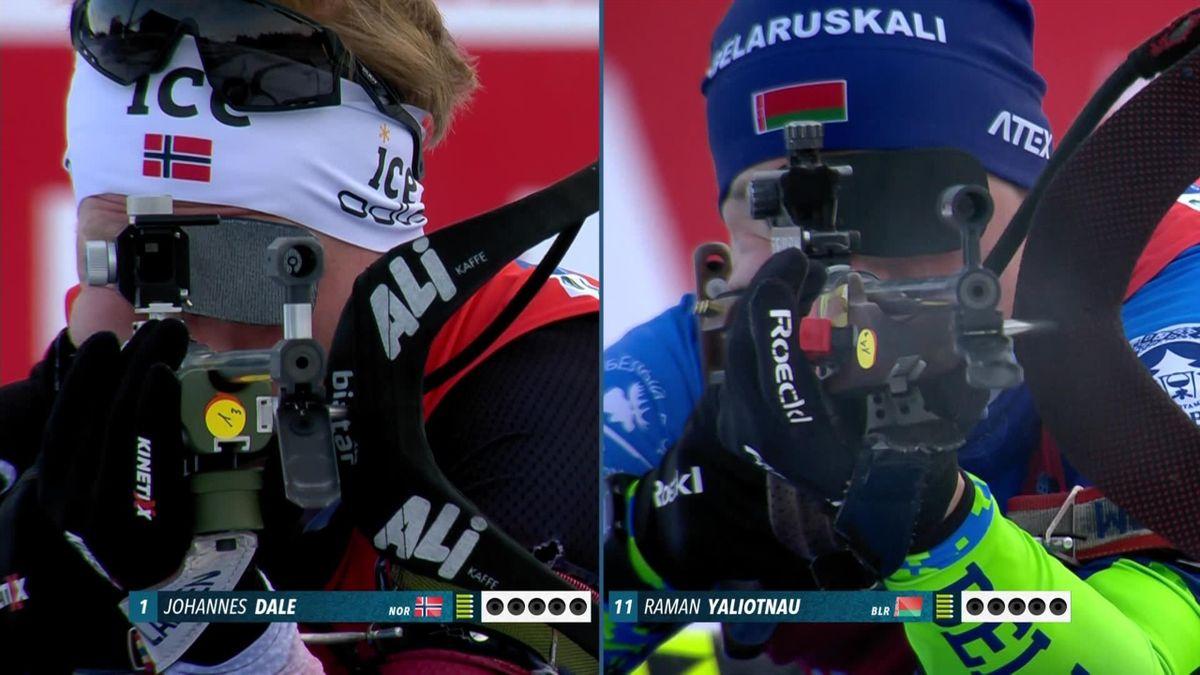 Oberhof : Biathlon - Relay Men - Highlights