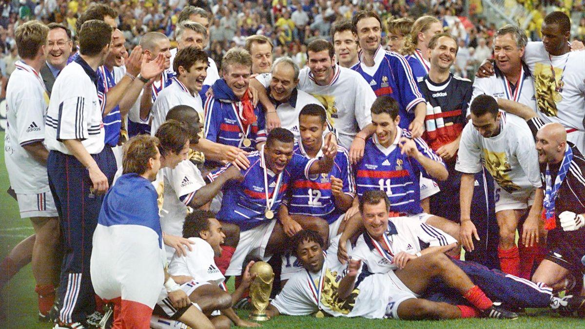Coupe du monde 1998 France