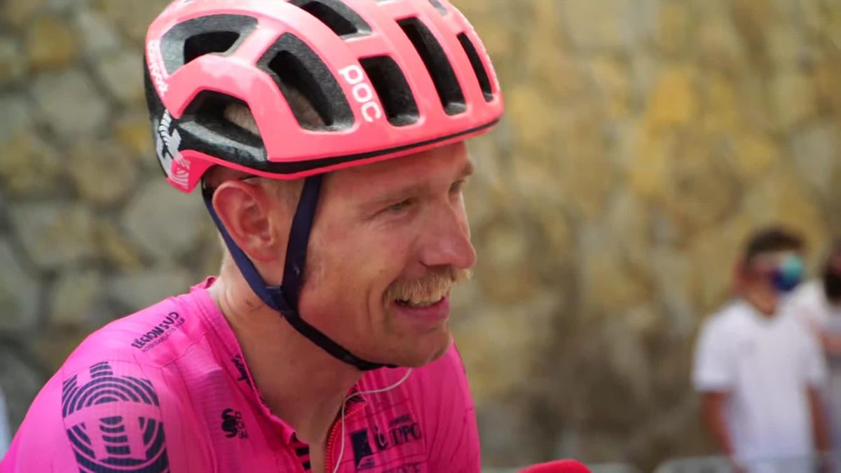 'I gave it everything' - Cort Nielsen reacts to dramatic Stage 11 finale