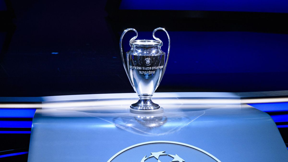 WATCH - Champions League last-16 draw LIVE: Who will Liverpool, City, Tottenham and Chelsea get?