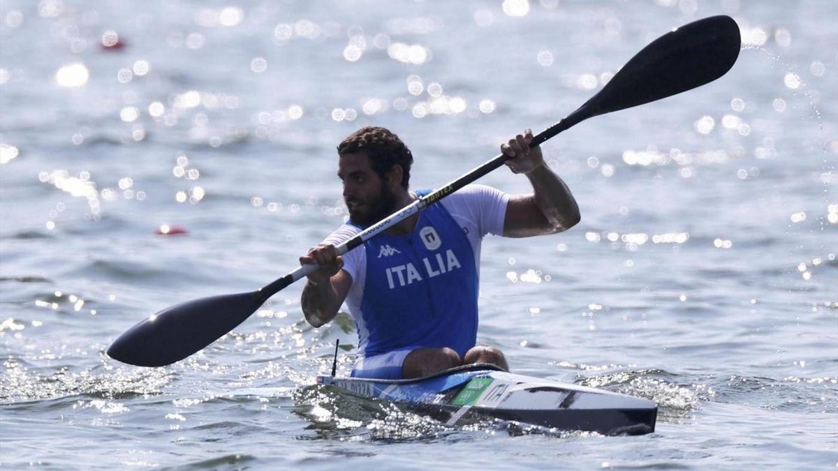 Manfredi Rizza - Rio 2016