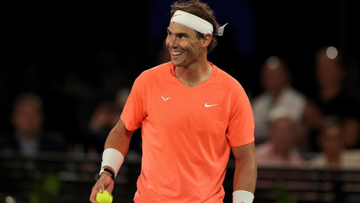 A Day at the Drive - Highlights Nadal - Thiem