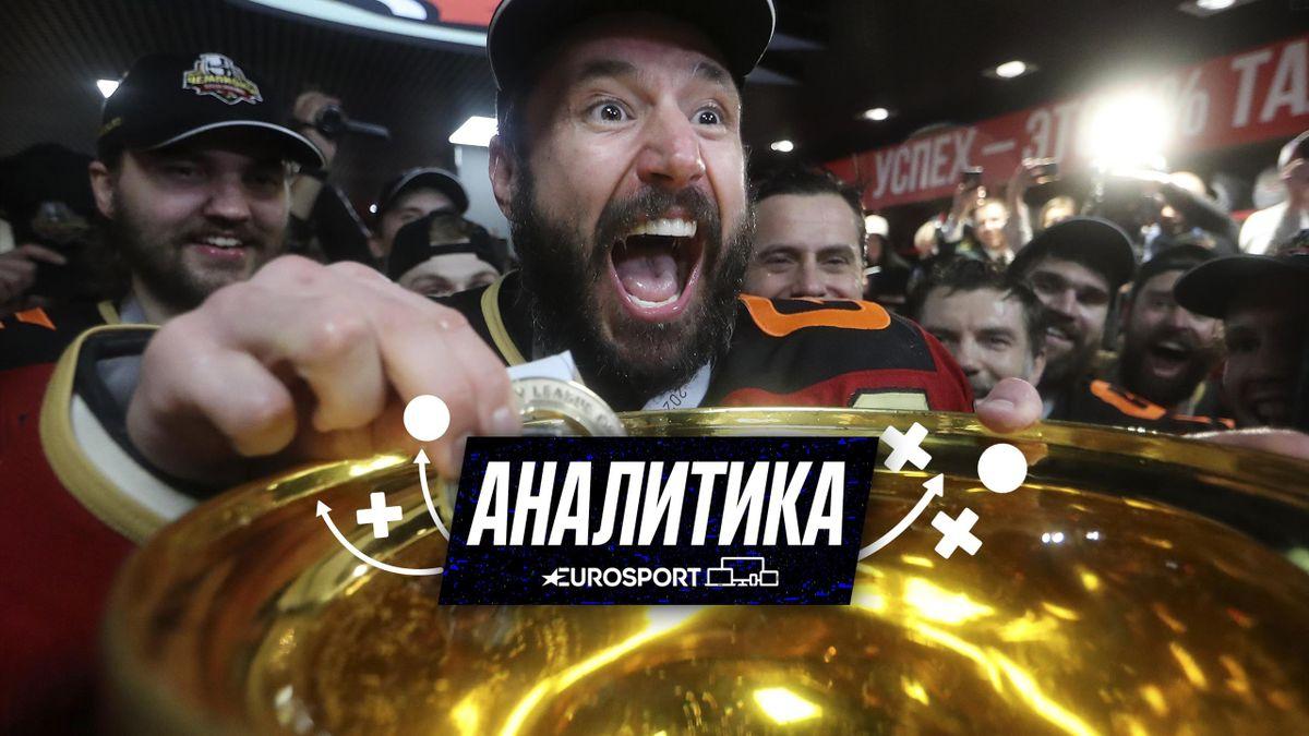 Илья Ковальчук, «Авангард»