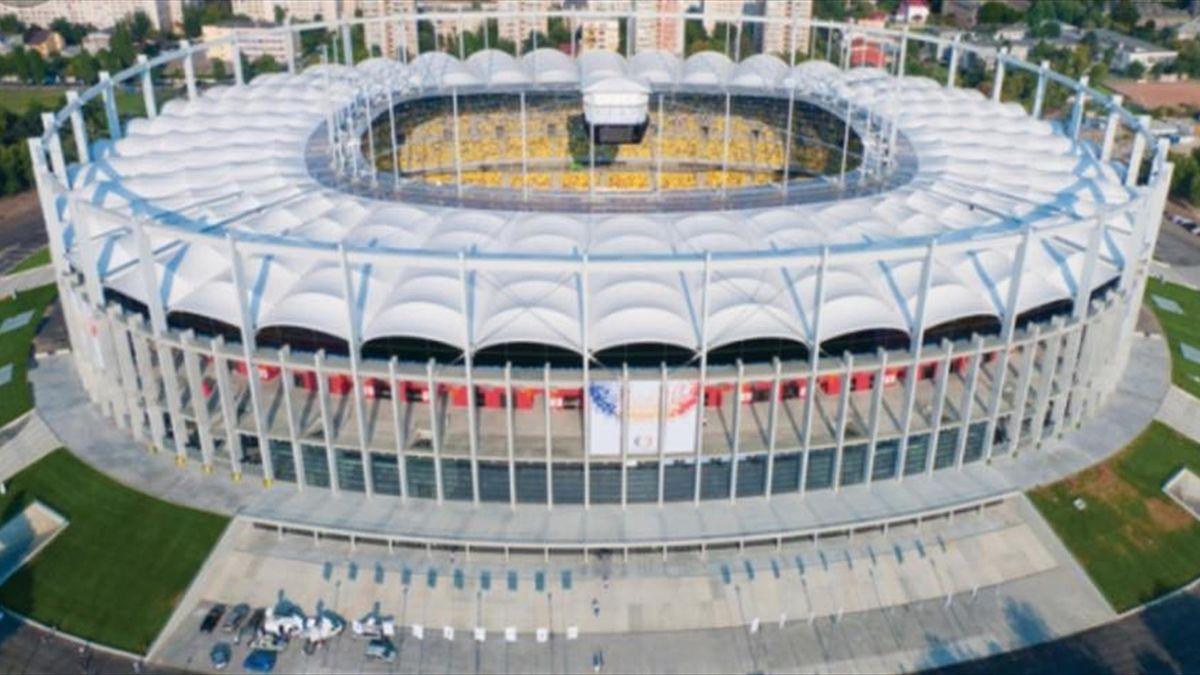 Arena Nationala, Bucuresti