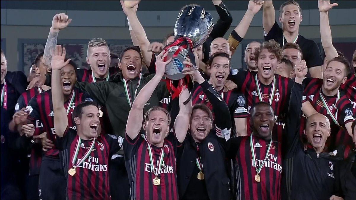 Finale Super Coppa - Les Temps Forts