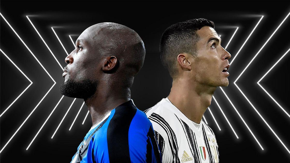 Lukaku vs Cristiano Ronaldo: la sfida nella sfida, Inter, Juventus, Serie A 2020-21