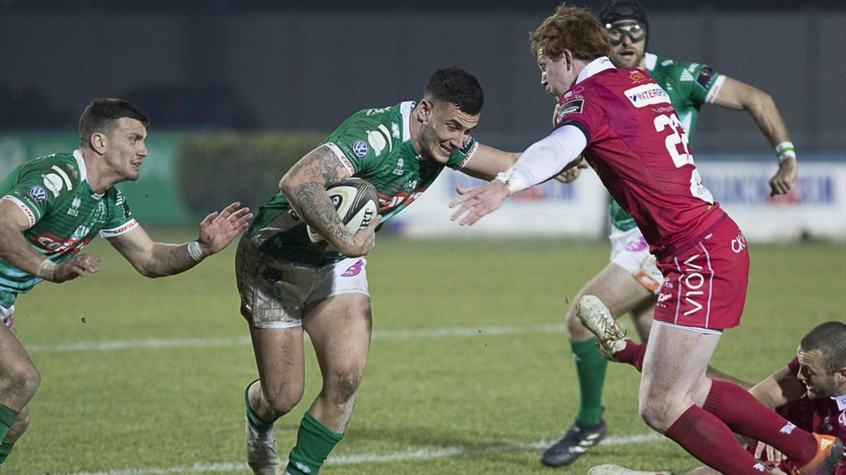 Benetton Treviso-Scarlets - from official website