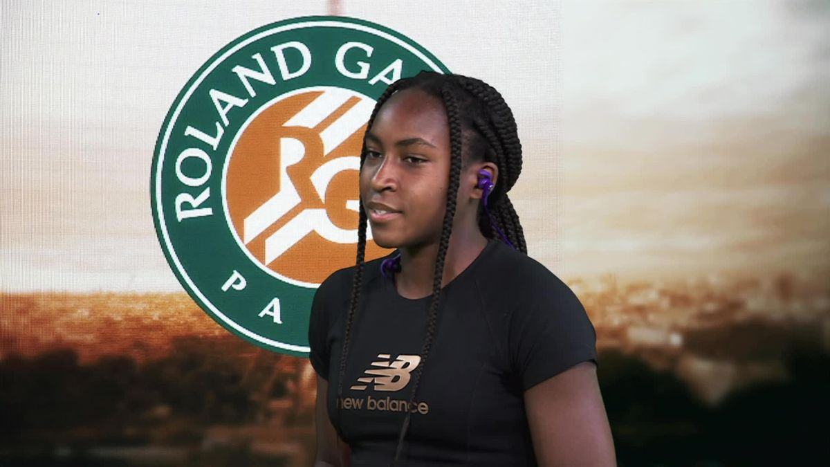 'I hope we can help her' - Gauff reacts to Osaka's French Open withdrawal