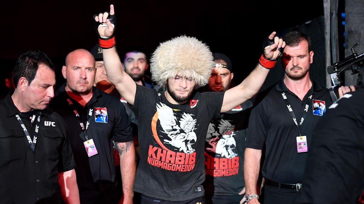 Хабиб Нурмагомедов, UFC 242