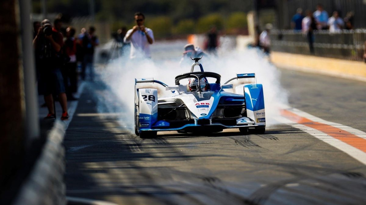 Formula E will be shown on Quest