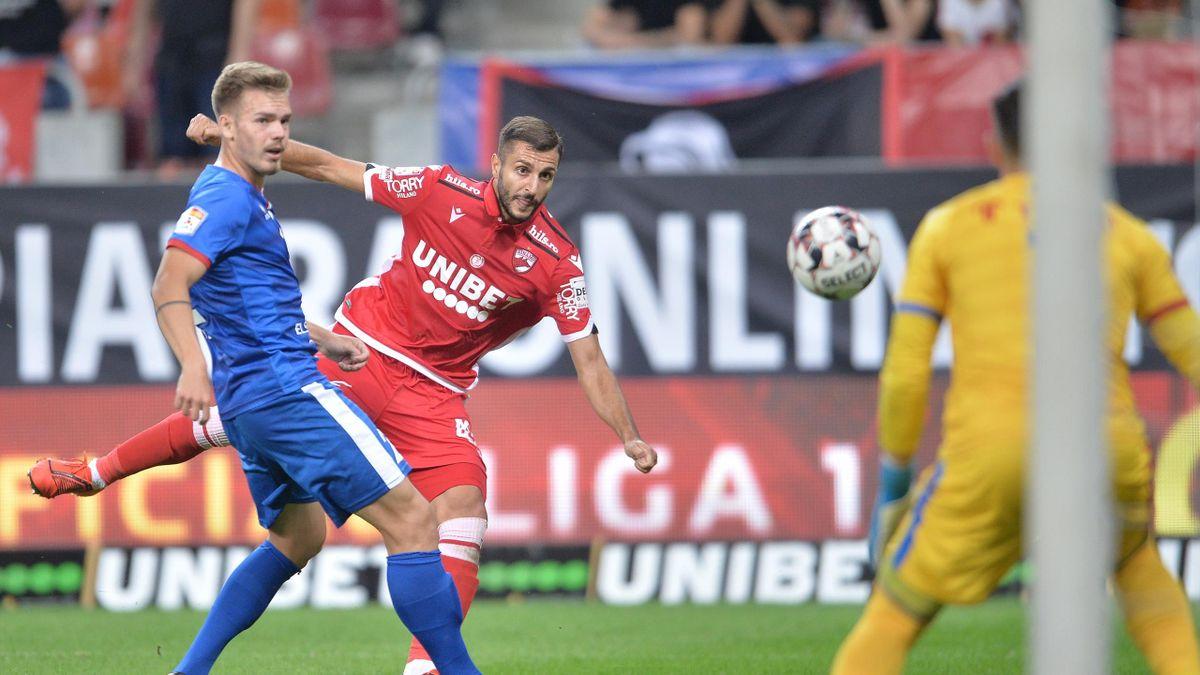 Dinamo - Botosani (Liga 1)