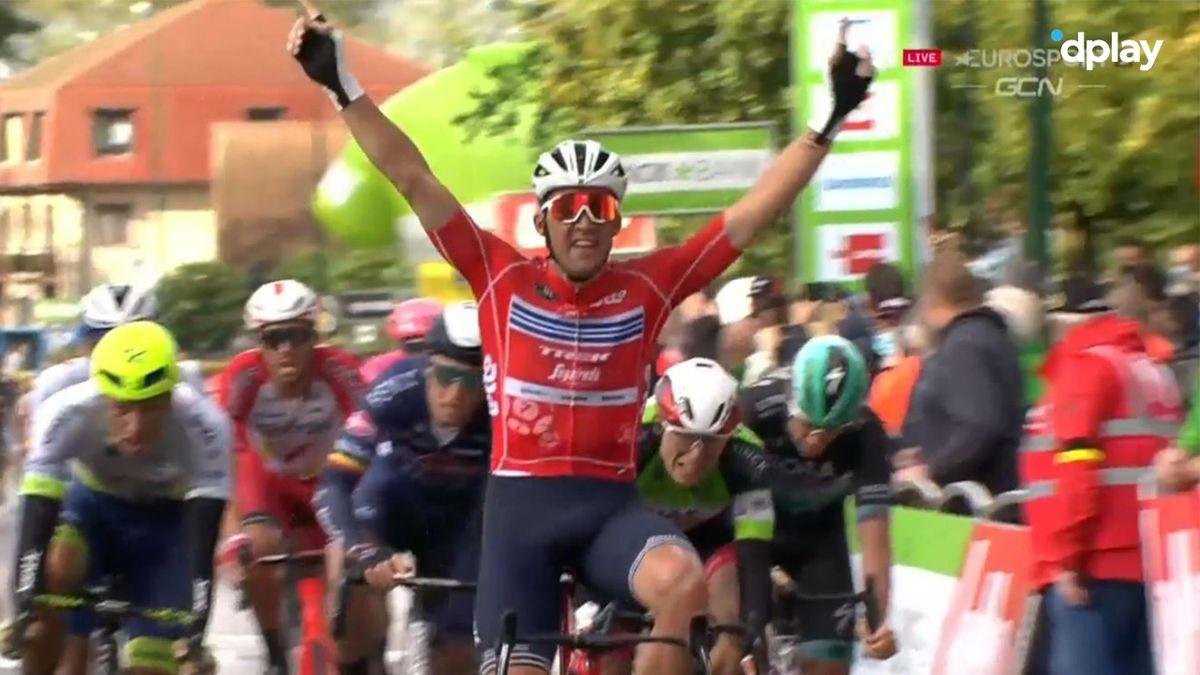 Mads Pedersen s-a impus în etapa a 3-a din Binck Bank Tour