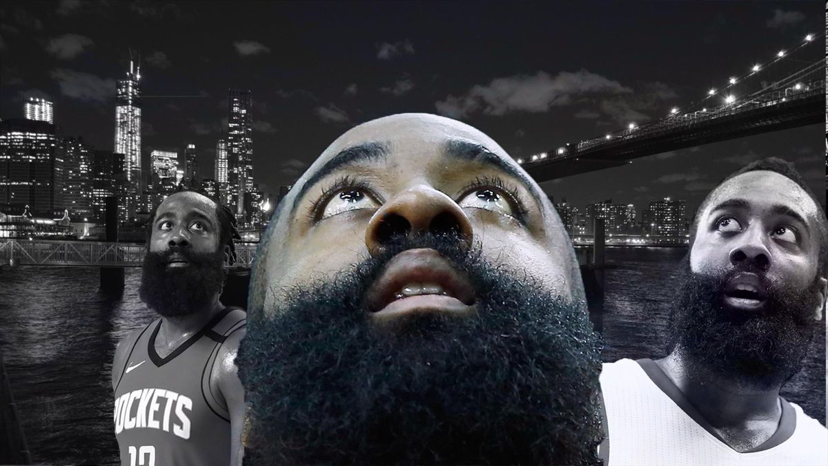 James Harden ai Brooklyn Nets
