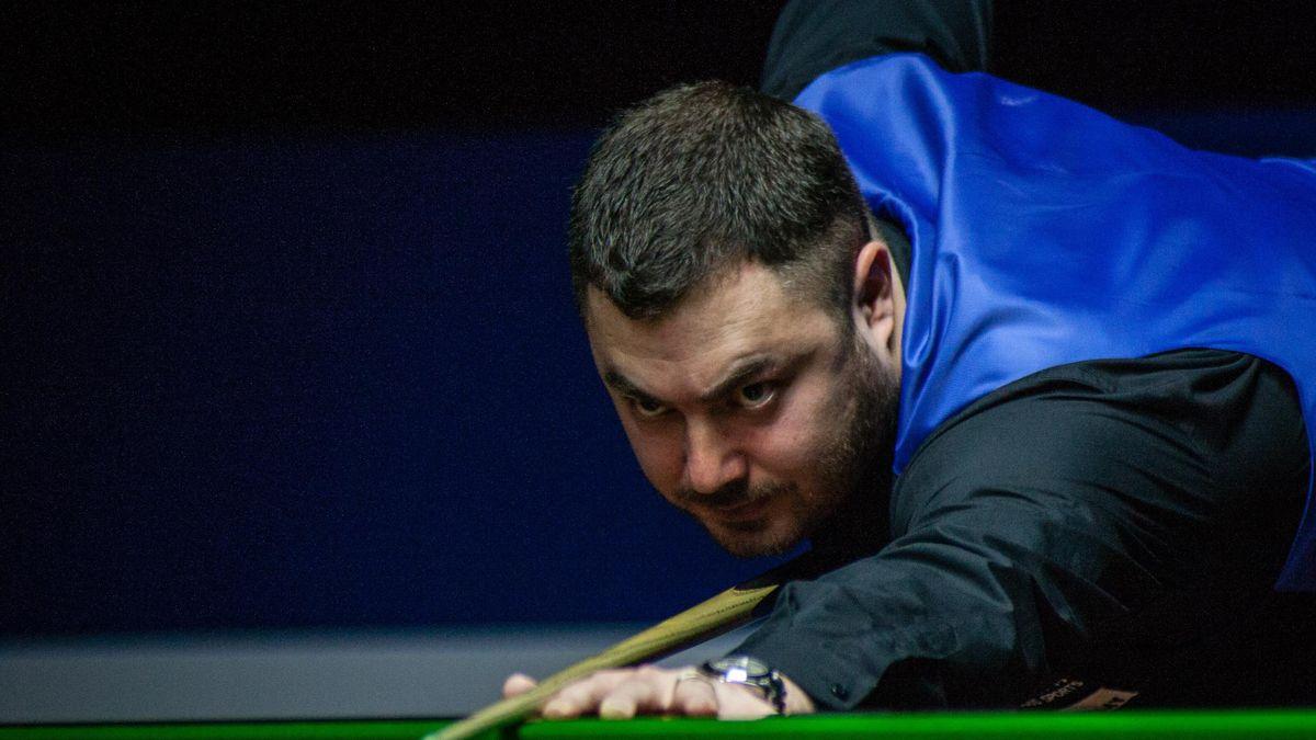 Kurt Maflin   Snooker   ESP Player Feature