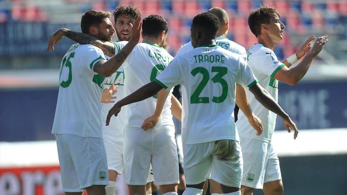 Bologna-Sassuolo - Serie A 2020-2021