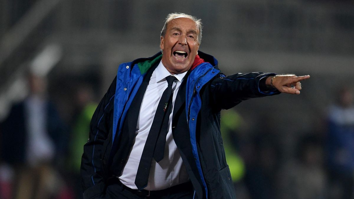 Giampiero Ventura, Nazionale Italiana, Getty Images