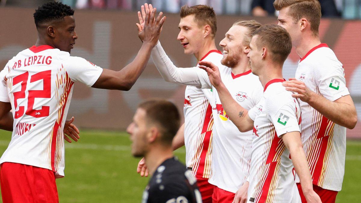 RB Lipsk pokoanł VfB Stuttgart