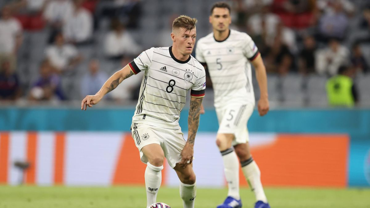 Toni Kroos and Mats Hummels - Germany